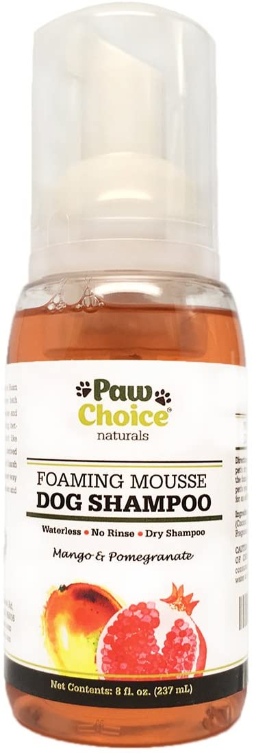 Paw Choice Foaming Mousse