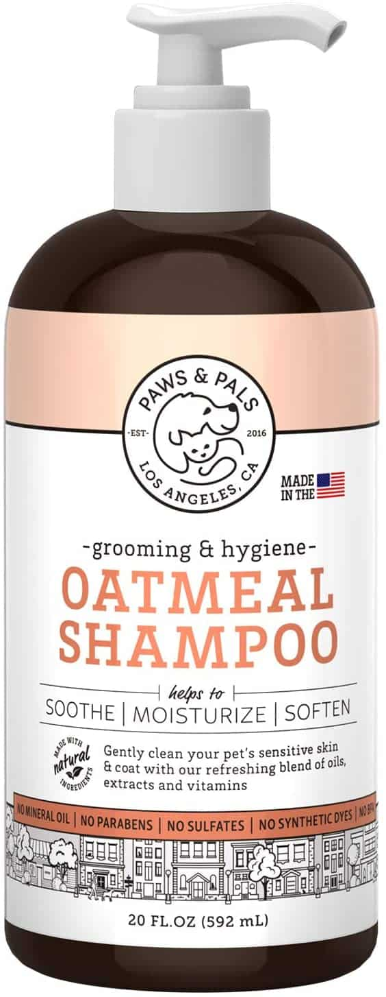 Paws and Pals Natural-Dog Shampoo and Conditioner
