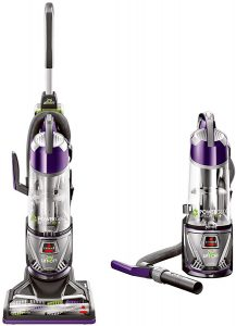Bissell 20431 Powerglide Lift-Off Pet Plus Up Vacuum