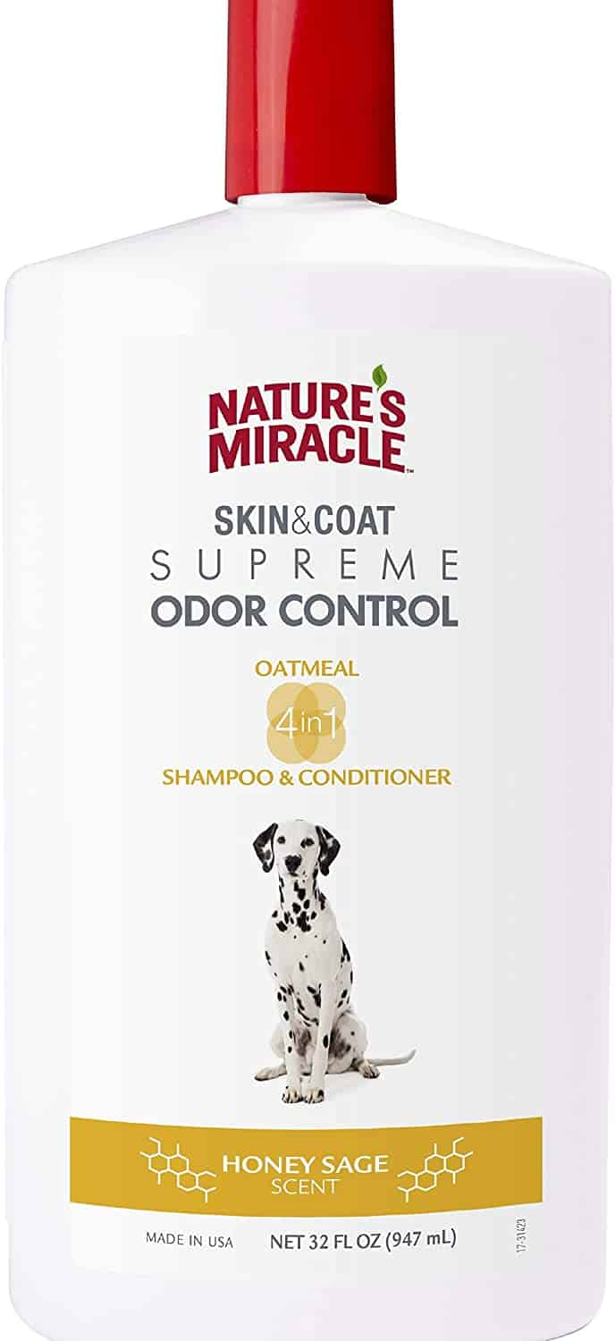 Nature's Miracle Supreme Odor Control