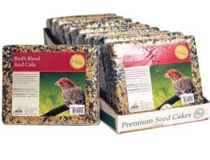 Heath Outdoor Products Warblers Blend Seed Cake