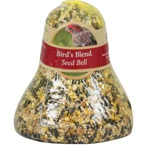 Heath Outdoor Products Warblers Blend Seed Cake Bell