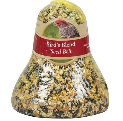 Heath Outdoor Products Birds Blend Seed Cake Bel