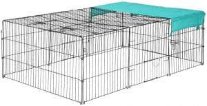BestHuff Playpen and Door and Cover