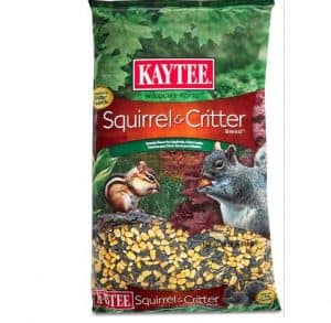Kaytee Products Inc. Squirrel & Critter Blend Food