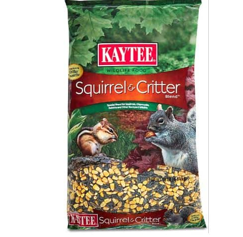 Kaytee Products Inc. 10Lb Squirrel & Critter Blend Mea