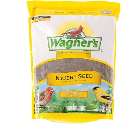Wagner's 62050 Nyjer Seed Warbler Mea