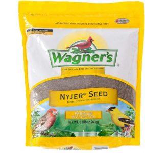 Wagner's 62051 Nyjer Seed Native Warbler Meal
