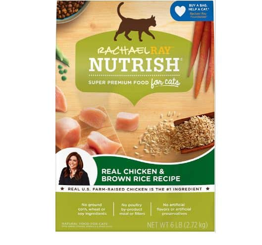 Rachael Ray Nutrish Super Premium with Real Meat