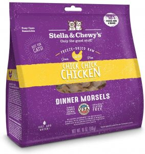 Stella & Chewy's Raw Absolutely Rabbit Dinner Morsels